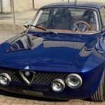 Coolaste elbilen – Totem Automobili GT Electric – Alfa Romeo 1750 Giulia GT