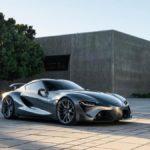Toyota lanserar en ny Supra