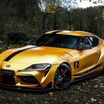 Tyska tunern Manhart har satt tänderna i Toyota Supra