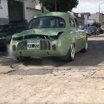 Upphottad Renault Dauphine