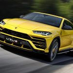Världens snabbaste SUV – Lamborghini Urus