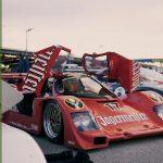 VIDEO: Åk med en entusiast som rattar en legendarisk Porsche 962