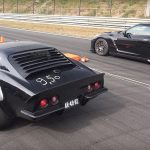 VIDEO: 1000 hästars Chevrolet Corvette Stingray mot 900 hästars Nissan GT-R