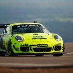 VIDEO: 900 hästars Porsche GT3 krossar rekord på Pikes Peak