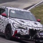 VIDEO: Alfa Romeo Stelvio är världens snabbaste SUV på Nürburgring