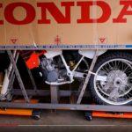 VIDEO: FFC i Australien har hittat en helt ny Honda CR 500 från 2001