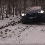 VIDEO: Hahaha… Tesla Model X SUV?