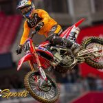 VIDEO: Supercross deltävling 2 Glendale