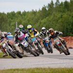 VIDEO: Supermoto SM deltävling 4 Malmby, Strängnäs