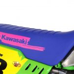 VIDEO: Tyler Bowers rastar sitt monster – Kawasaki KX500