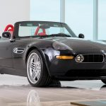 Vacker BMW Z8 Alpina Roadster
