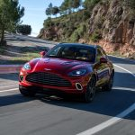 Vad tycker James Bond om nya Aston Martin DBX