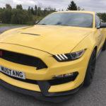 Vi testar Ford Shelby Mustang GT 350 R – Superbilen från USA