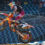 Video: Helgens supercross i San Diego