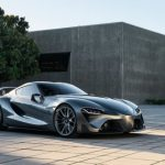 "Video nya Toyota Supra ""Walkaround"""