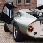 Vixen GT världens första bil med mittmotor återuppbyggd