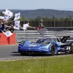 Volkswagen ID. R satte nytt rekord på Nürburgring