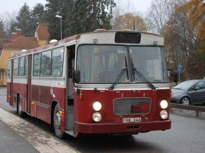 För alla som älskar gamla klassiska bussar - Motorworld