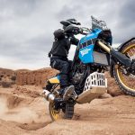 Dra åt skogen – Yamaha Ténéré 700 Rally Edition