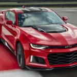 """Nya Camaro ZL1 spöar Koenigsegg runt legendariska Nordschleife """"Ringen"""""""