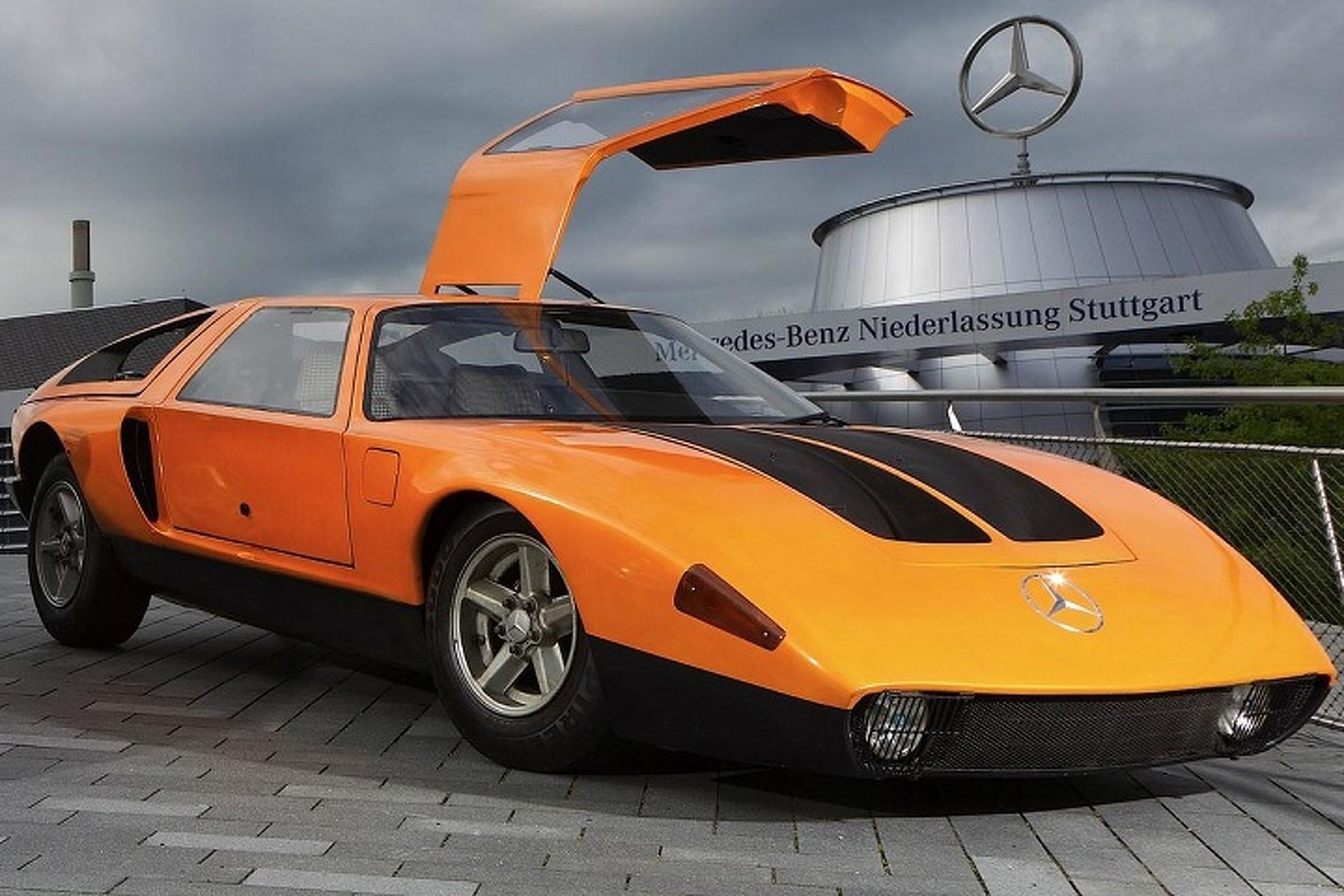 Mercedes Superbil Fr N 1970 Motorworld