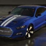En ny het Mustang med 725 hästar – VLF Rocket V8
